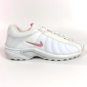 Nike VXT White Shy Pink Training Shoes 310215-161